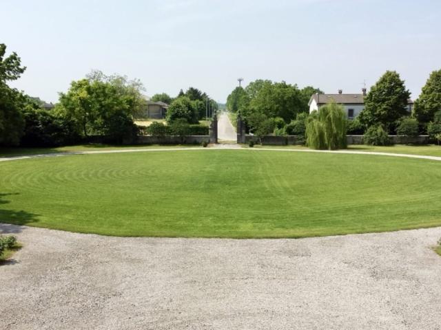 La rotonda di Villa Maffei Rizzardi