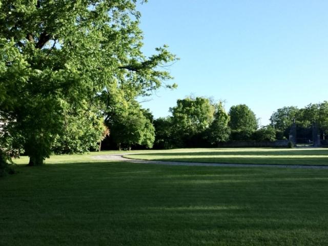 Il giardino di Villa Maffei Rizzardi