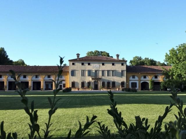 Facciata Villa Maffei Rizzardi