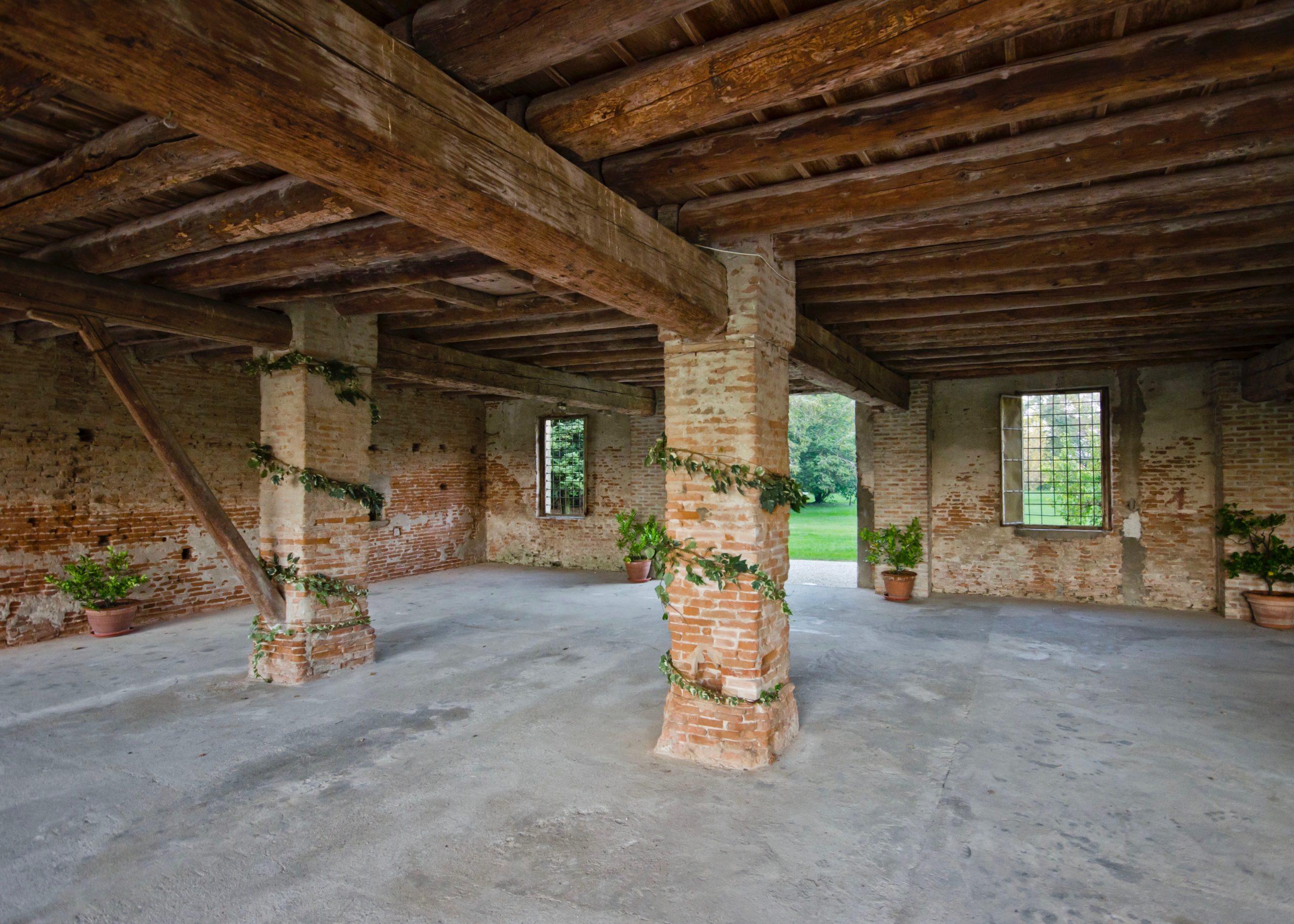 Barchessa a Villa Maffei Rizzardi