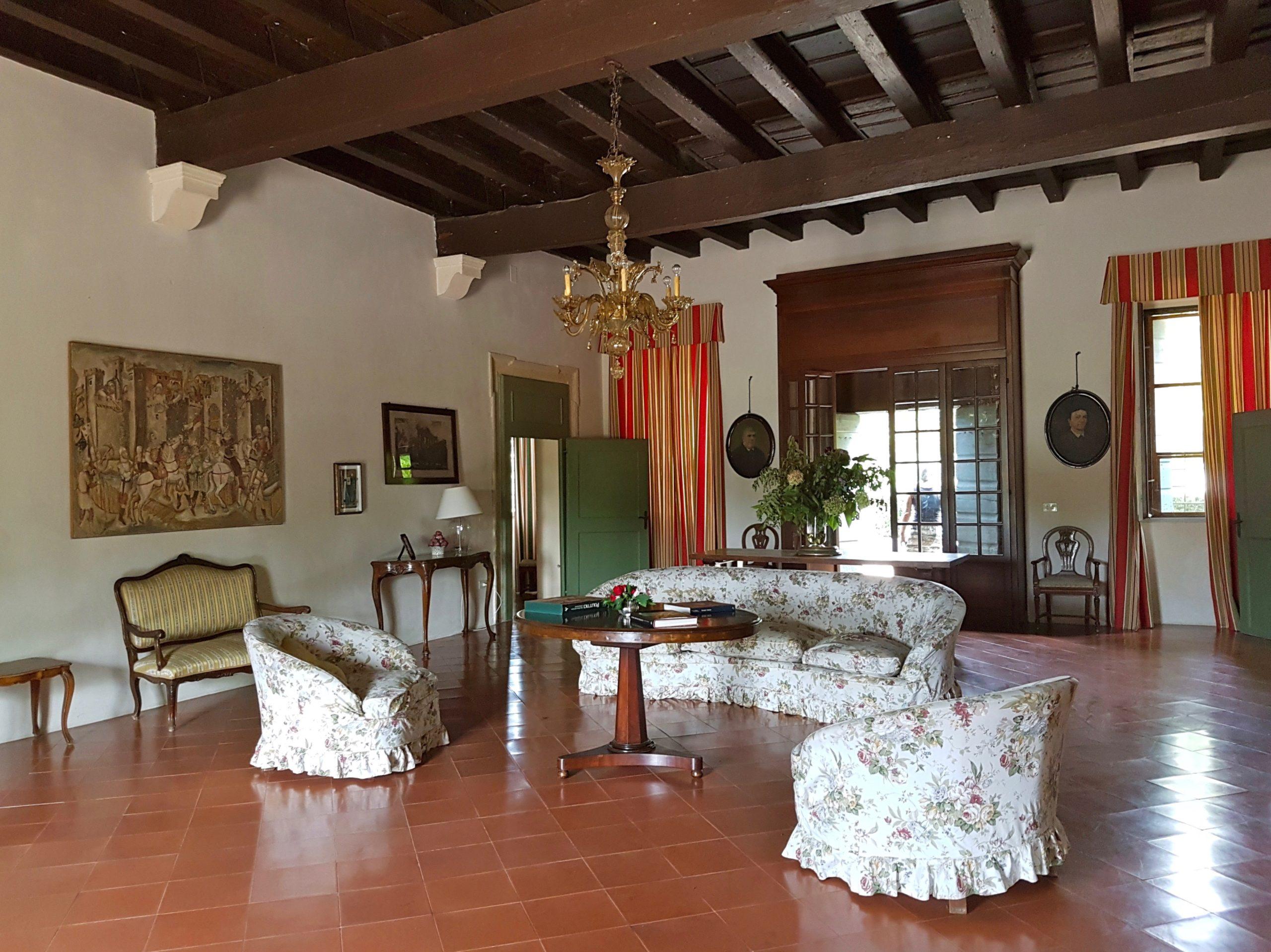 Salone di Villa Maffei Rizzardi